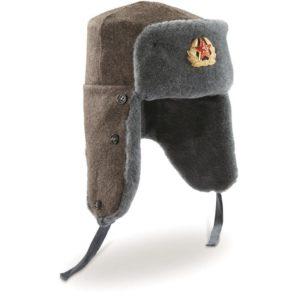 Ushanka Militar La Panadería Rusa