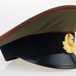 Gorro de Plato Sovietico Sargento de Artilleria La Panadería Rusa