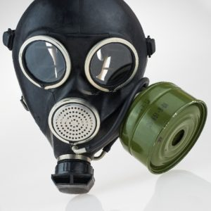 Mascara Antigas GP7 La Panadería Rusa