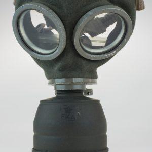 Mascara Antigas Sueca WW2 M36 La Panadería Rusa