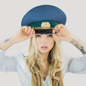 Military Visor Hat 2