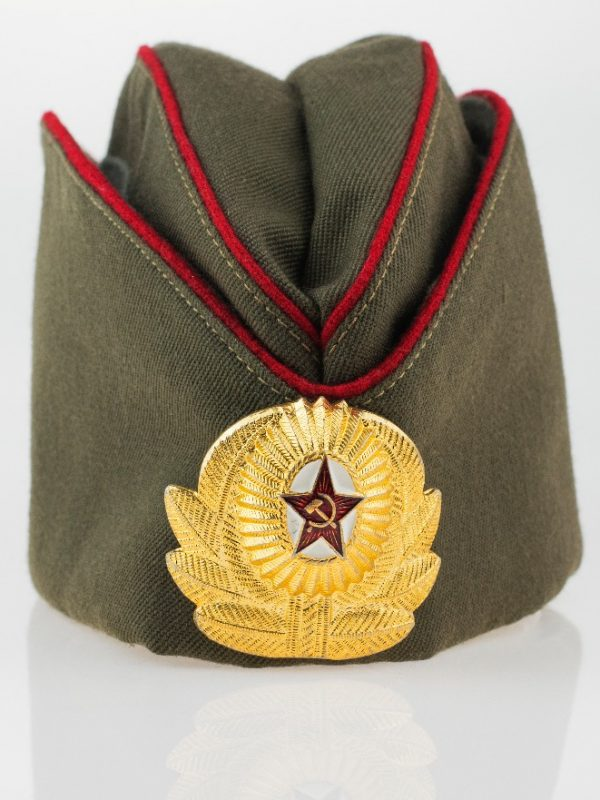 Pilokta de Oficial Soviético La Panadería Rusa