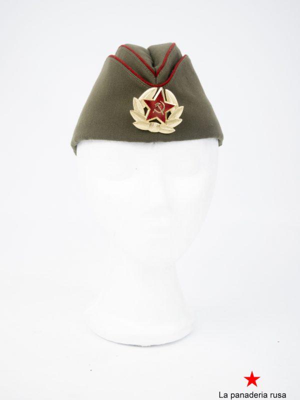Pilotka Soviética Artillería 269