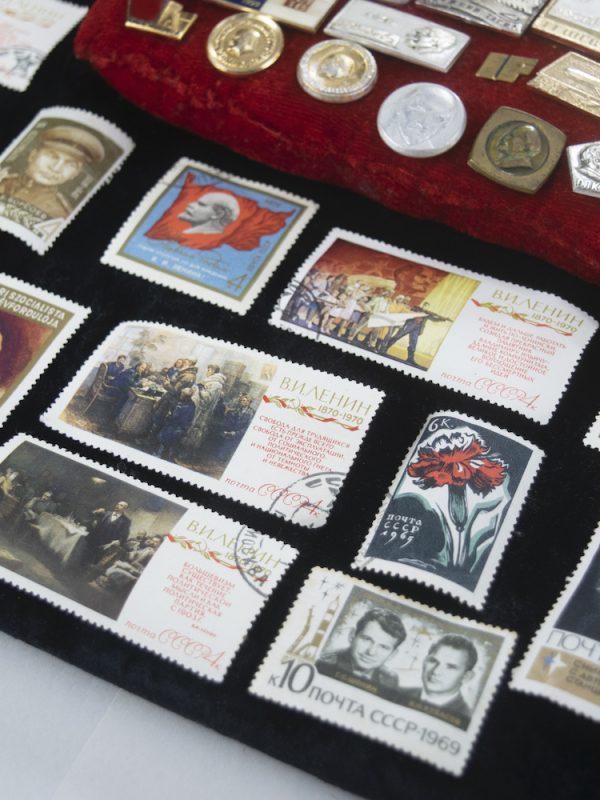 Prendedores Soviéticos 49
