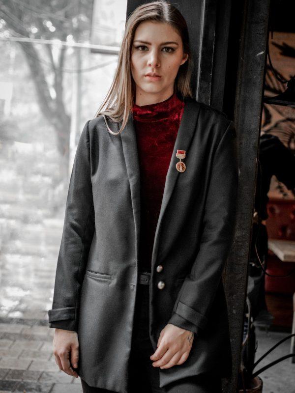Blazer Victoria Rusa