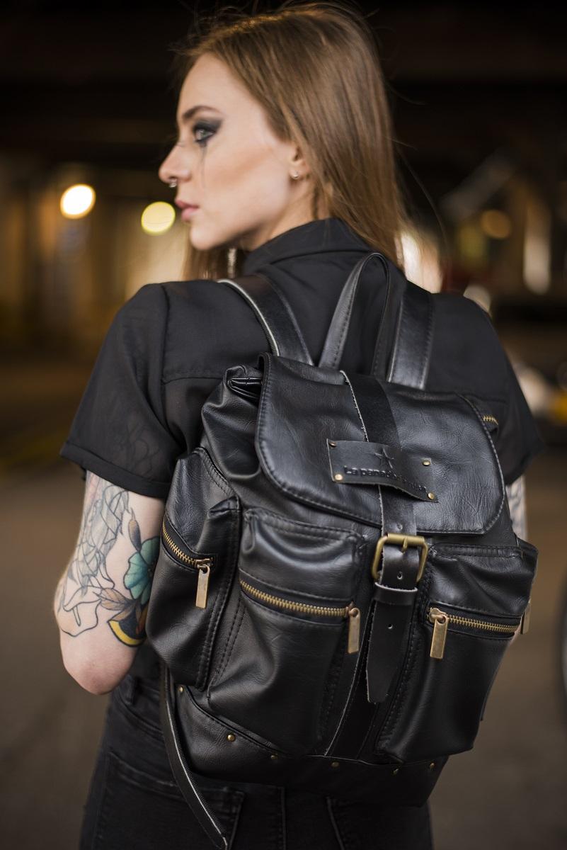 Bag Slovakia Negro
