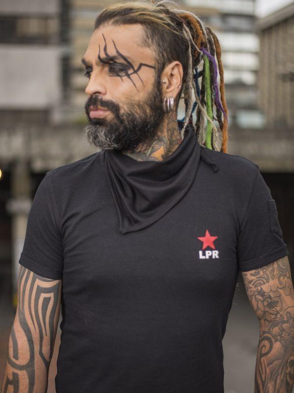 Camiseta LPR Warbags Black